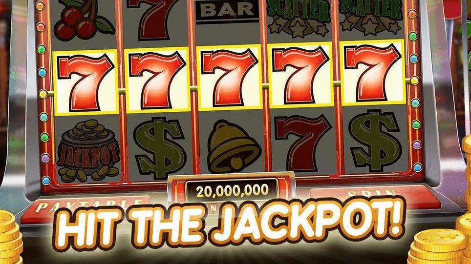 Slot Machine Jackpot: Win Big : Jackpot party casino